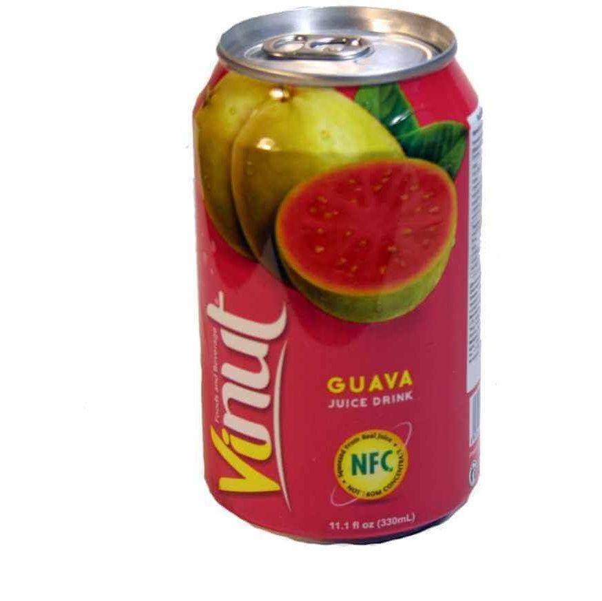 Купить Напиток на основе натурального сока ГУАВЫ 330 мл