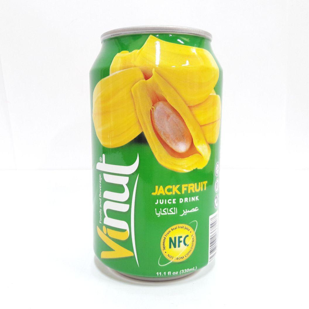 """Купить Vinut Напиток """"Сок Джекфрута"""", 330мл"""
