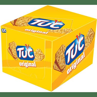 Купить КРЕКЕРЫ TUC ORIGINAL С СОЛЬЮ 100 Г. Х 24 ШТ. доставка продуктов Тюмень . доставка продуктов в Тюмени . доставка фруктов Тюмень . доставка фруктов в Тюмени . доставка воды Тюмень . доставка воды в Тюмени