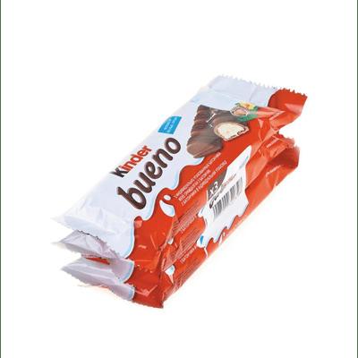 Купить ВАФЛИ KINDERBUENO В МОЛОЧНОМ ШОКОЛАДЕ 43 Г. Х 3 ШТ. доставка продуктов Тюмень . доставка продуктов в Тюмени . доставка фруктов Тюмень . доставка фруктов в Тюмени . доставка воды Тюмень . доставка воды в Тюмени