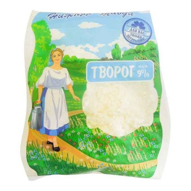 Купить  ТВОРОГ ПК МОЛОКО 9% 450 Г. с доставкой на дом . Доставка продуктов Тюмень , доставка продуктов в Тюмени , dostavka-produktov-tyumen , dostavka-produktov-v-tyumeni