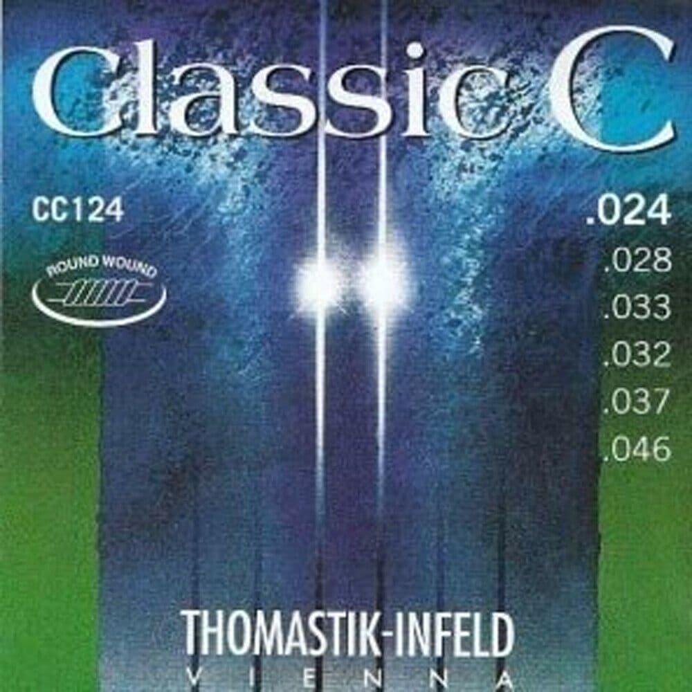 Купить Thomastik CC124 Classic C