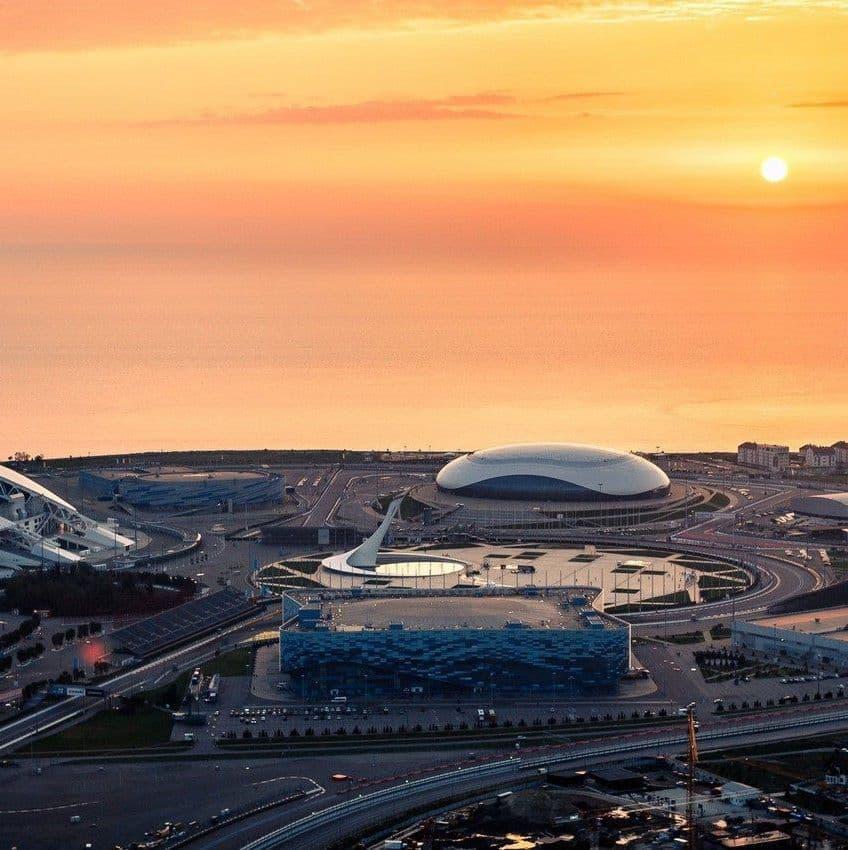 Купить Авиатур Сочи из СПб 12.05.2021 на 2 ночи в отеле GAMMA SIRIUS 3* с авиабилетами на Двоих.