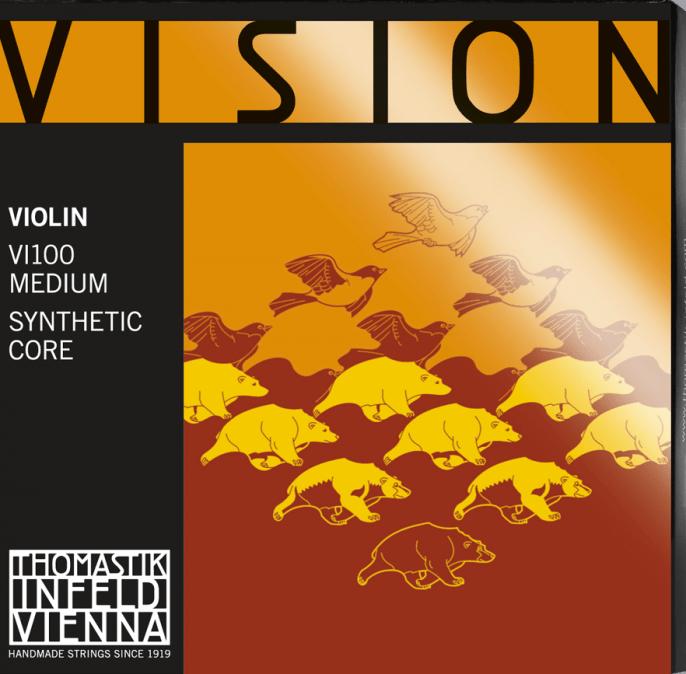 Купить Thomastik VI100 3/4 Vision