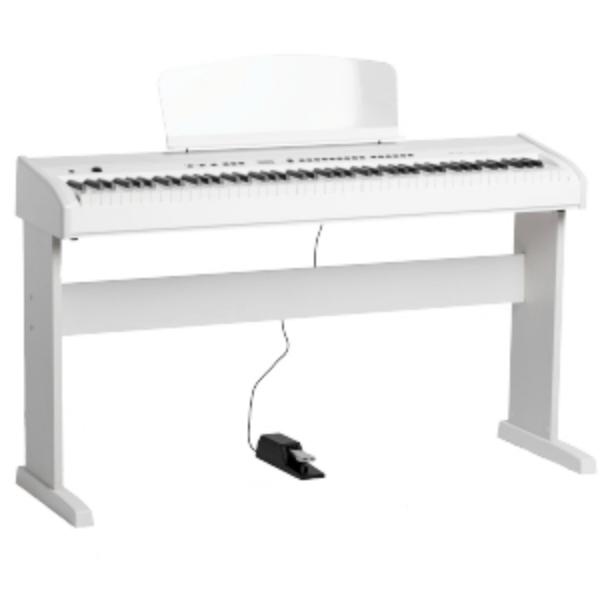 Купить Orla Stage Studio WH Цифровое пианино, белое, со стойкой