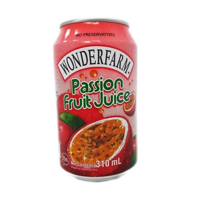 """Купить Напиток """"Маракуйя"""" Wonderfarm 310 мл"""