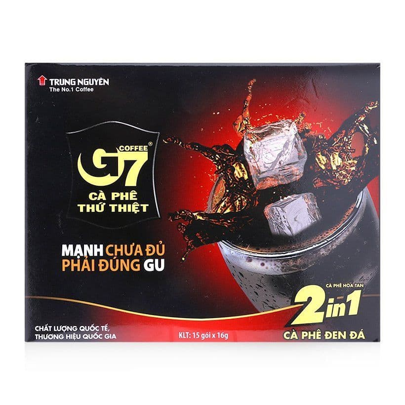 Купить Кофе 2-1 Trung Nguyen 15 по 16 гр