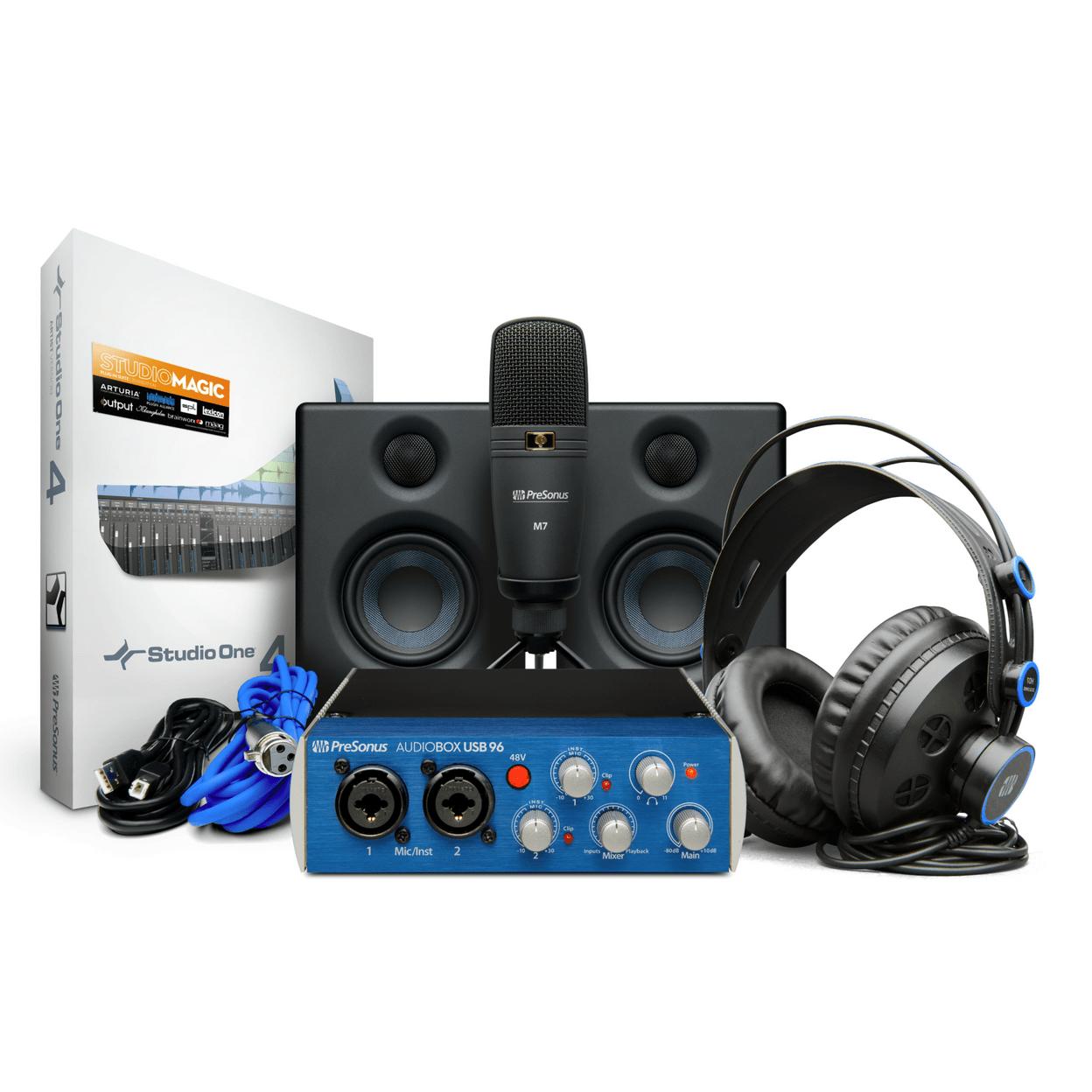 Купить Presonus AudioBox 96 Studio Ultimate