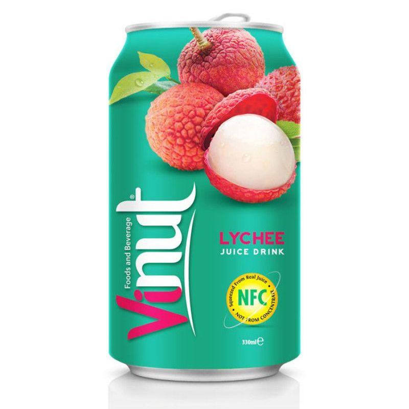 Купить Напиток на основе натурального сока ЛИЧИ 330мл