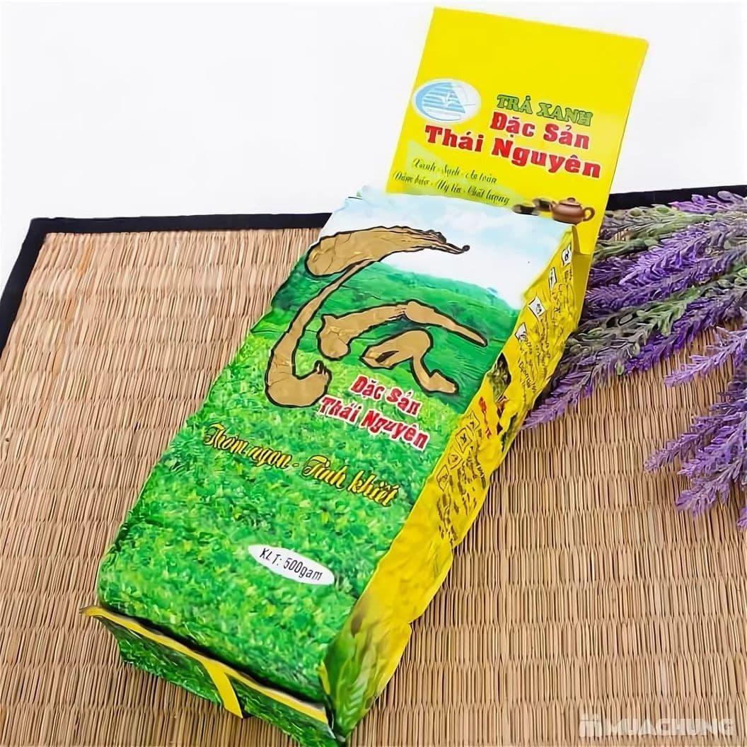 Купить Чай зелёный THAI NGUYEN 500 гр
