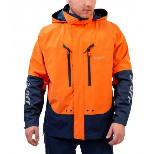 Купить Костюм рыболовный (606-В-2/706-В-2, оранжево-синий)