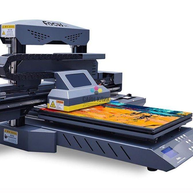 Купить Сувенирный УФ принтер Focus Inc. Combo Jet 3550