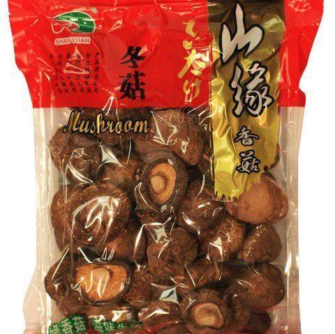 Купить Грибы Шиитаке средние сушеные 1kg Китай