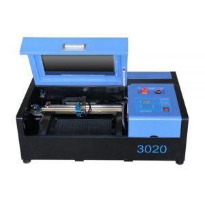 Купить Настольный гравировальный станок 300mm x 200mm, 40W с подъемным столом