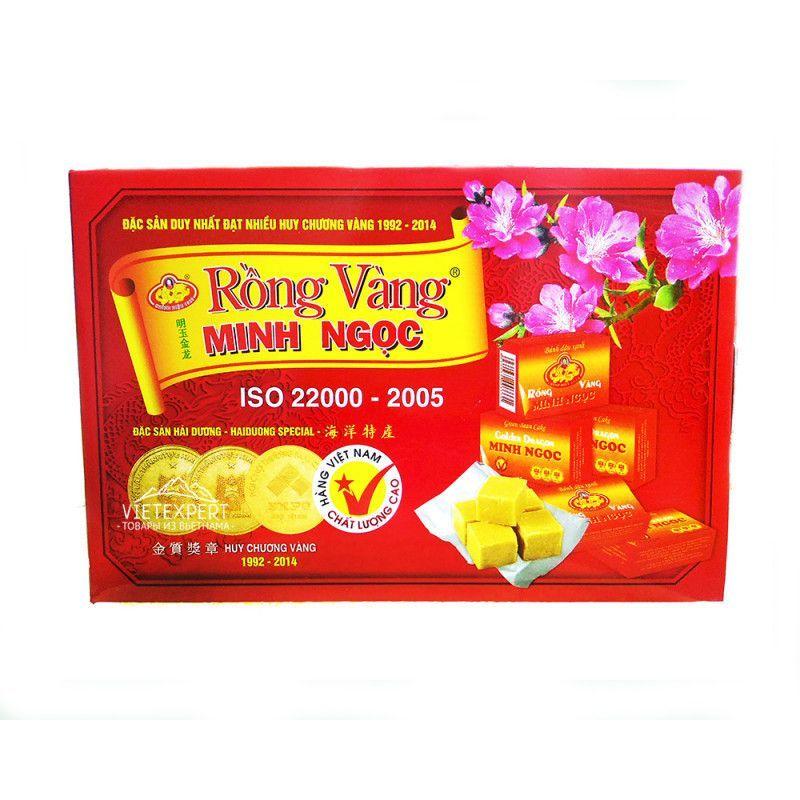Купить Халва из маша Rong Vang Minh Ngoc (240 грамм)A2