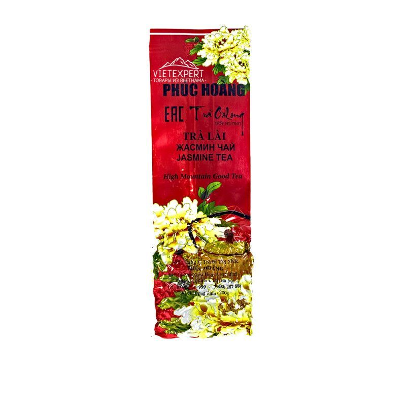 Купить Чай с жасмином Phuc Hoang 200 гр