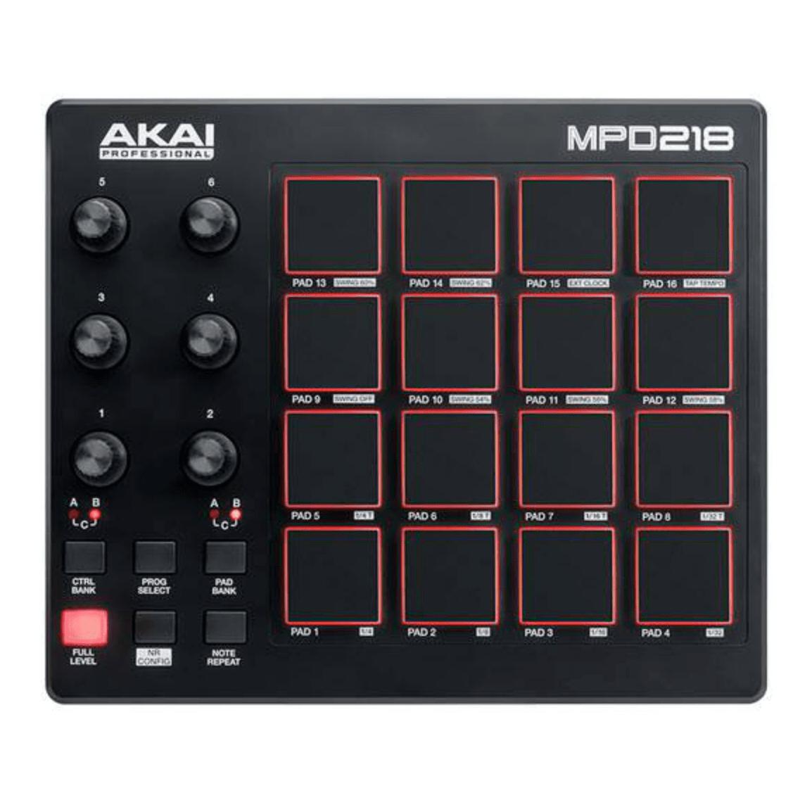 Купить Akai MPD 218