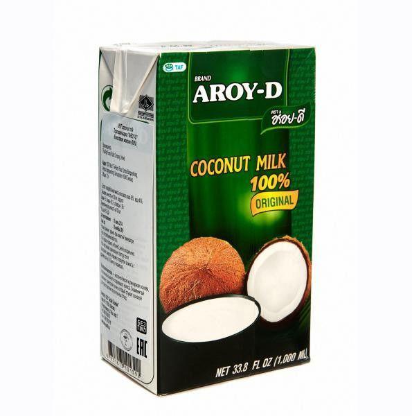 Купить Aroy-D Молоко кокосовое, 1000 мл