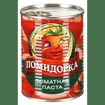 Купить ТОМАТНАЯ ПАСТА ПОМИДОРКА 380 Г. доставка продуктов Тюмень . доставка продуктов в Тюмени . доставка фруктов Тюмень . доставка фруктов в Тюмени . доставка воды Тюмень . доставка воды в Тюмени