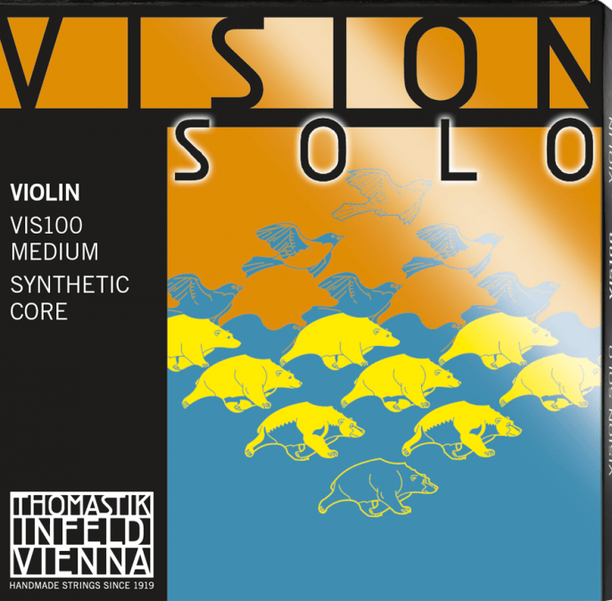 Купить Thomastik VIS100 Vision Solo