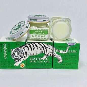 Купить Мазь Bach Ho (Белый Тигр) 20 грамм