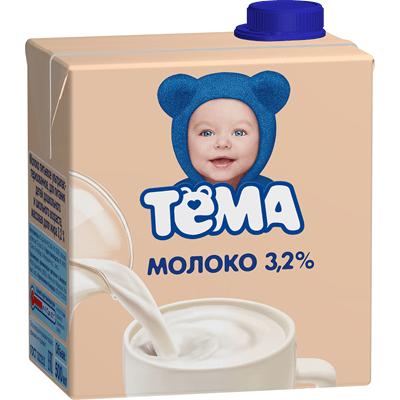 Купить ТЕМА МОЛОКО ДЕТСКОЕ С 8 МЕСЯЦЕВ 500 МЛ. доставка продуктов Тюмень . доставка продуктов в Тюмени . доставка фруктов Тюмень . доставка фруктов в Тюмени . доставка воды Тюмень . доставка воды в Тюмени