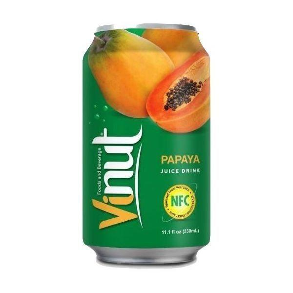 """Купить Vinut Напиток """"Сок Папайи"""", 330мл"""