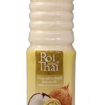 Купить Кокосовое масло рафинированное 100% Roi Thai, 1000 мл