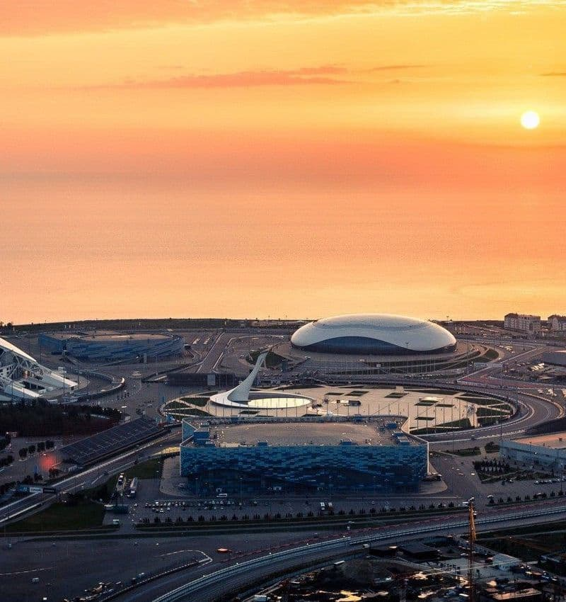 Купить Авиатур Сочи из СПб 01.06.2021 на 7 ночей в отеле SIGMA SIRIUS 3* с авиабилетами на Двоих.