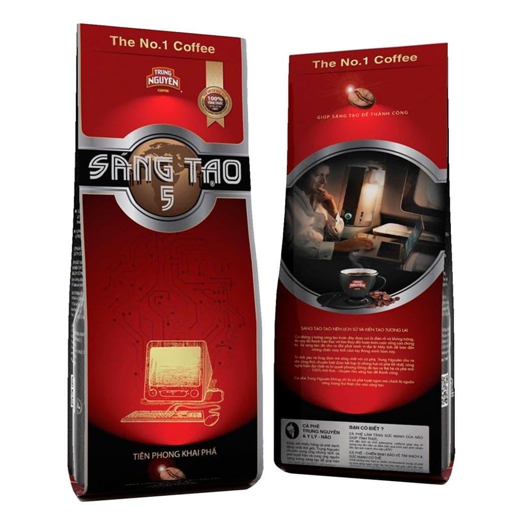 Купить Вьетнамский молотый кофе Sang Tao №5 (TRUNG NGUYEN), 340г