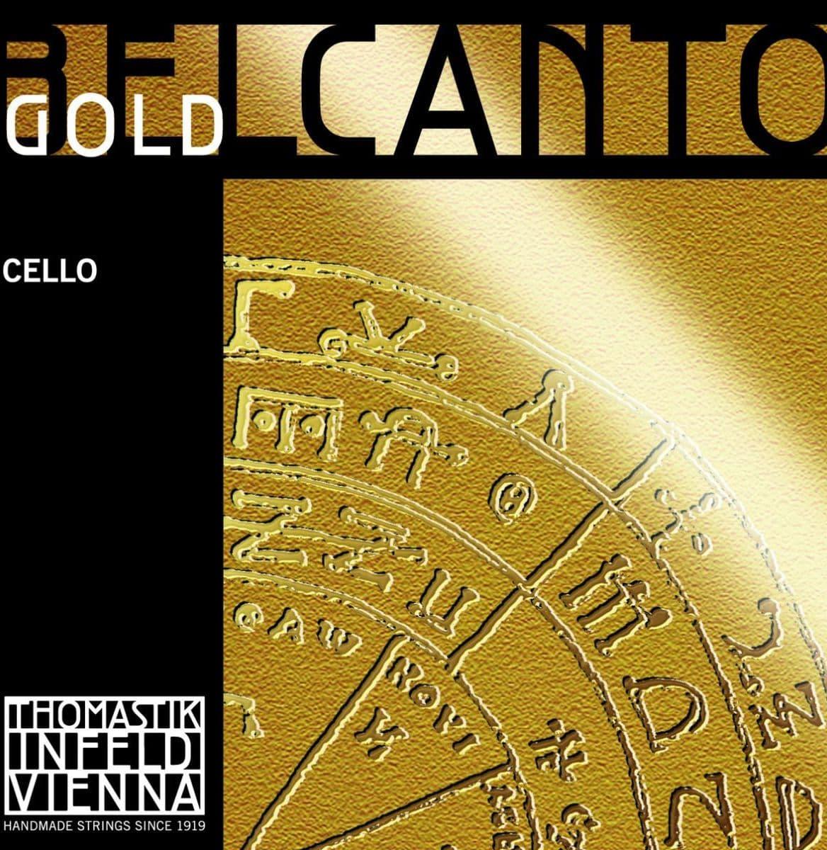 Купить Thomastik BG31G Belcanto Gold
