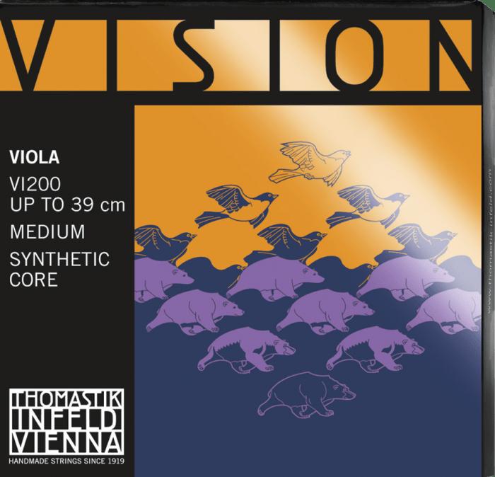 Купить Thomastik VI200 Vision