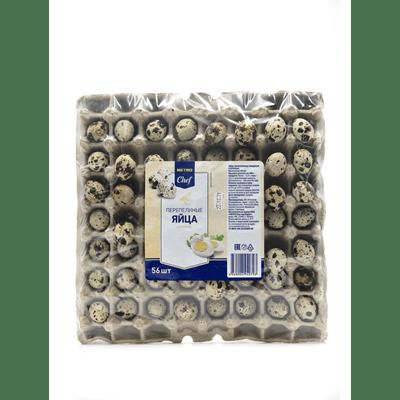 Купить ЯЙЦО ПЕРЕПЕЛИНОЕ METRO CHEF 56 ШТ. с доставкой на дом . Доставка продуктов Тюмень , доставка продуктов в Тюмени , dostavka-produktov-tyumen , dostavka-produktov-v-tyumeni