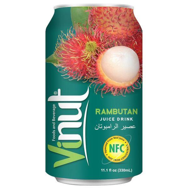 Купить Сок рамбутана Vinut 330мл