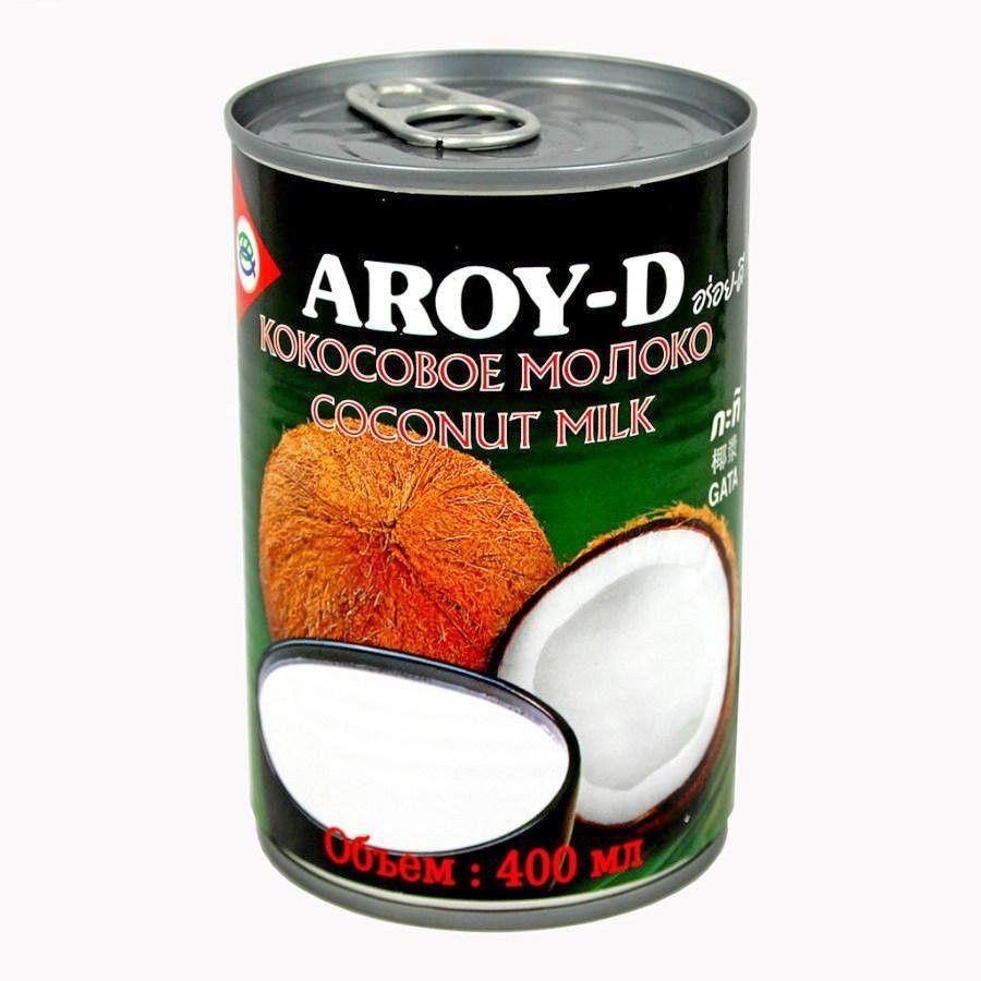 """Купить Кокосовое молоко """"AROY-D""""400мл"""