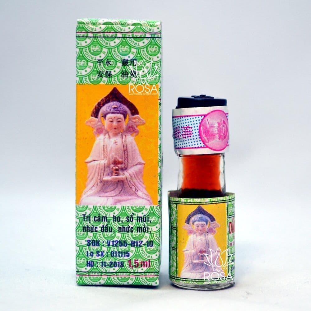 Купить Бальзам Dau Phat Linh жидкая звездочка (Truong Son) 1,5 мл