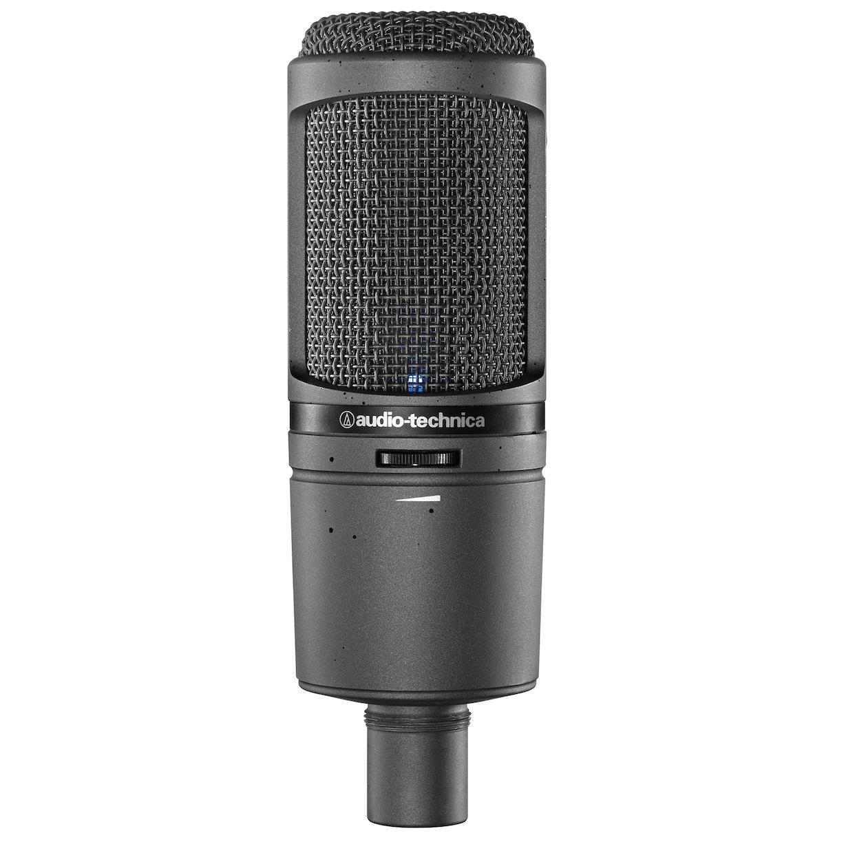Купить Audio-Technica AT2020 USBi
