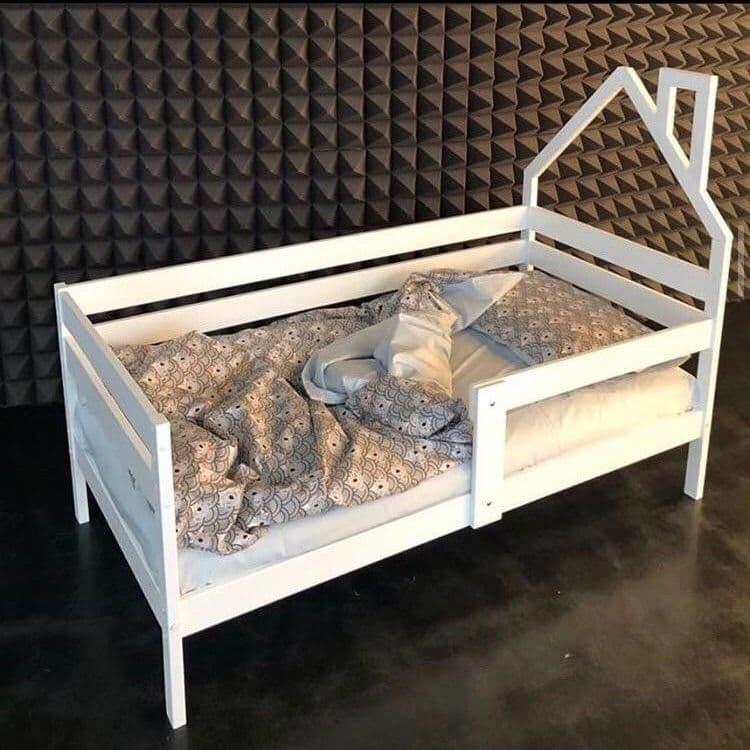 Купить Кровать Массив 010 Домиком