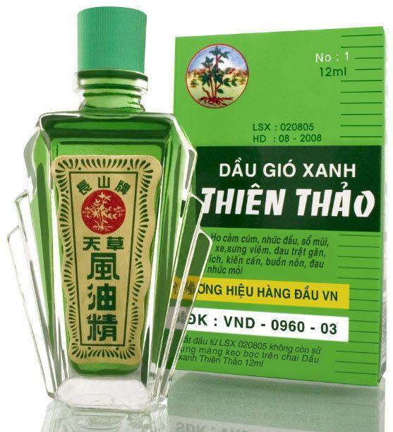 Купить Бальзам - масло Thien Thao, 12мл., Вьетнам