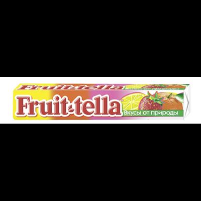 Купить КОНФЕТЫ FRUITTELLA АССОРТИ 41 Г. доставка продуктов Тюмень . доставка продуктов в Тюмени . доставка фруктов Тюмень . доставка фруктов в Тюмени . доставка воды Тюмень . доставка воды в Тюмени