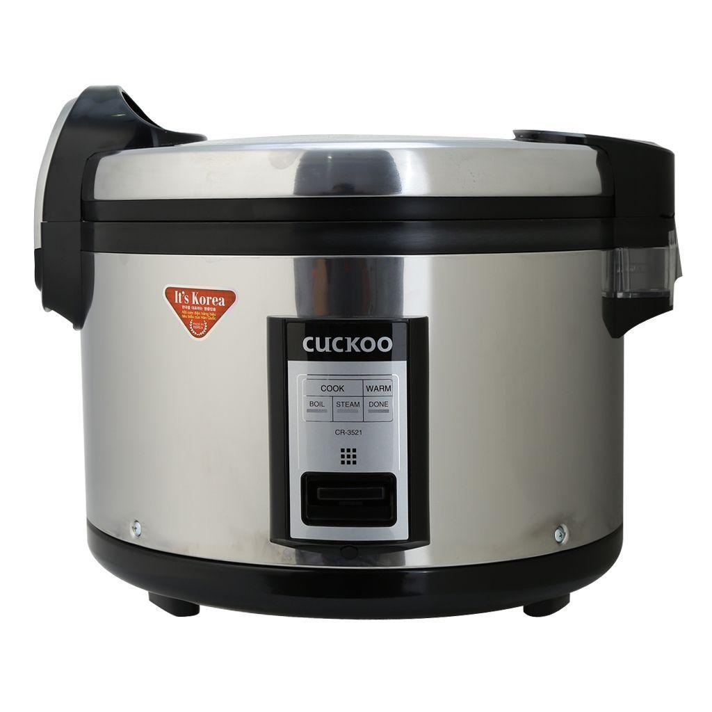 Купить Электрическая рисоварка CUCKOO CR-3521 6,3 л. Корея.