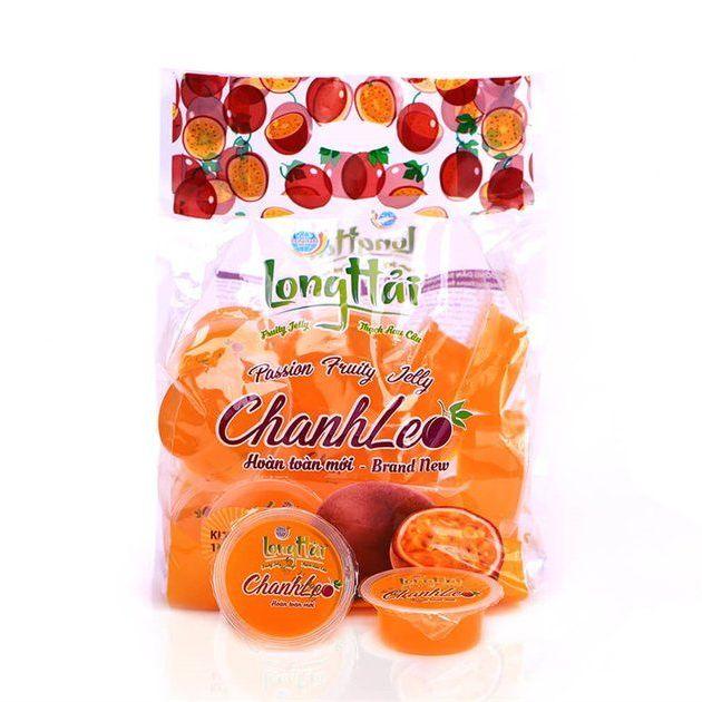 Купить LONG HAI Желе фруктовое со вкусом маракуйи, 0,5 кг, пакет