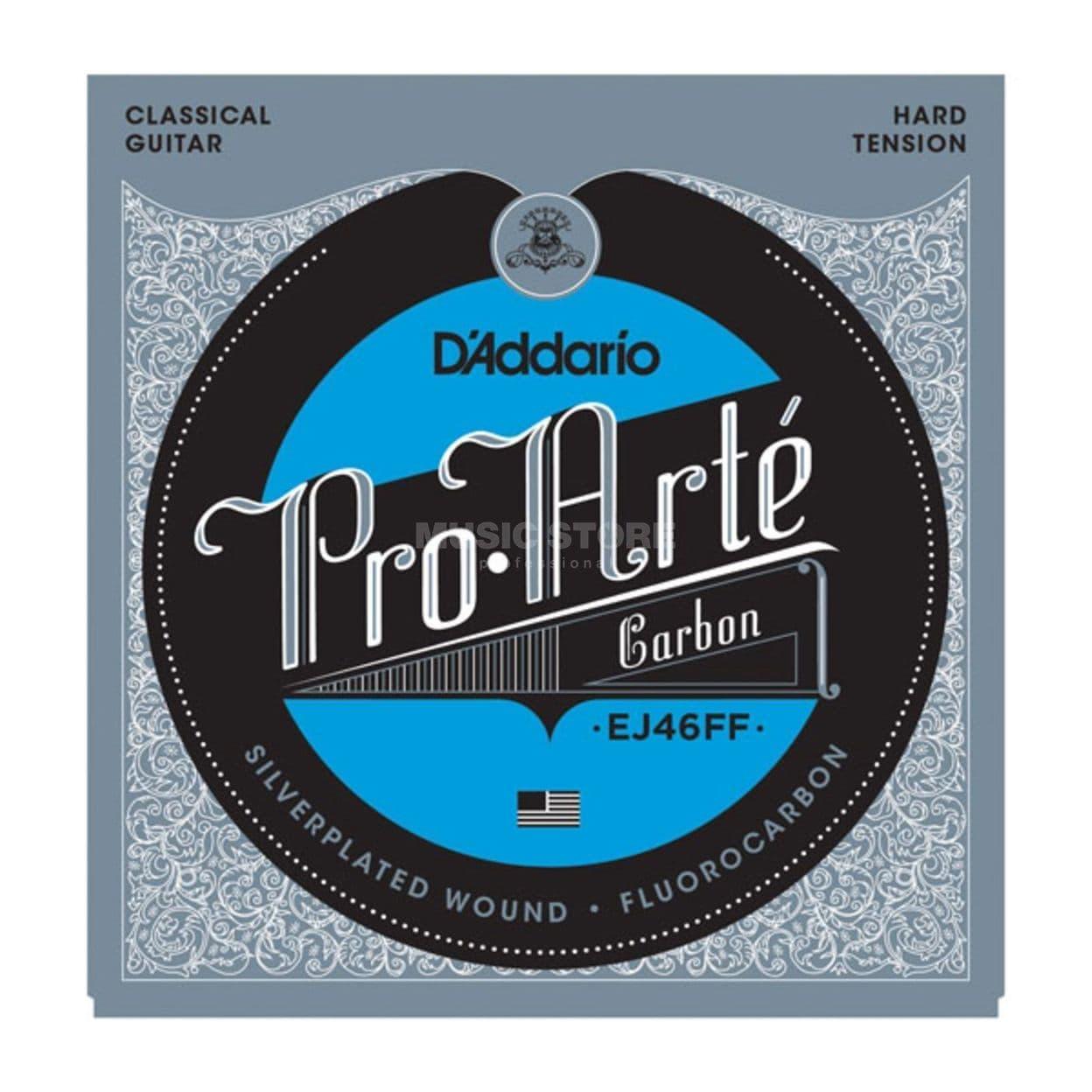 Купить D'Addario EJ46FF ProArté Carbon