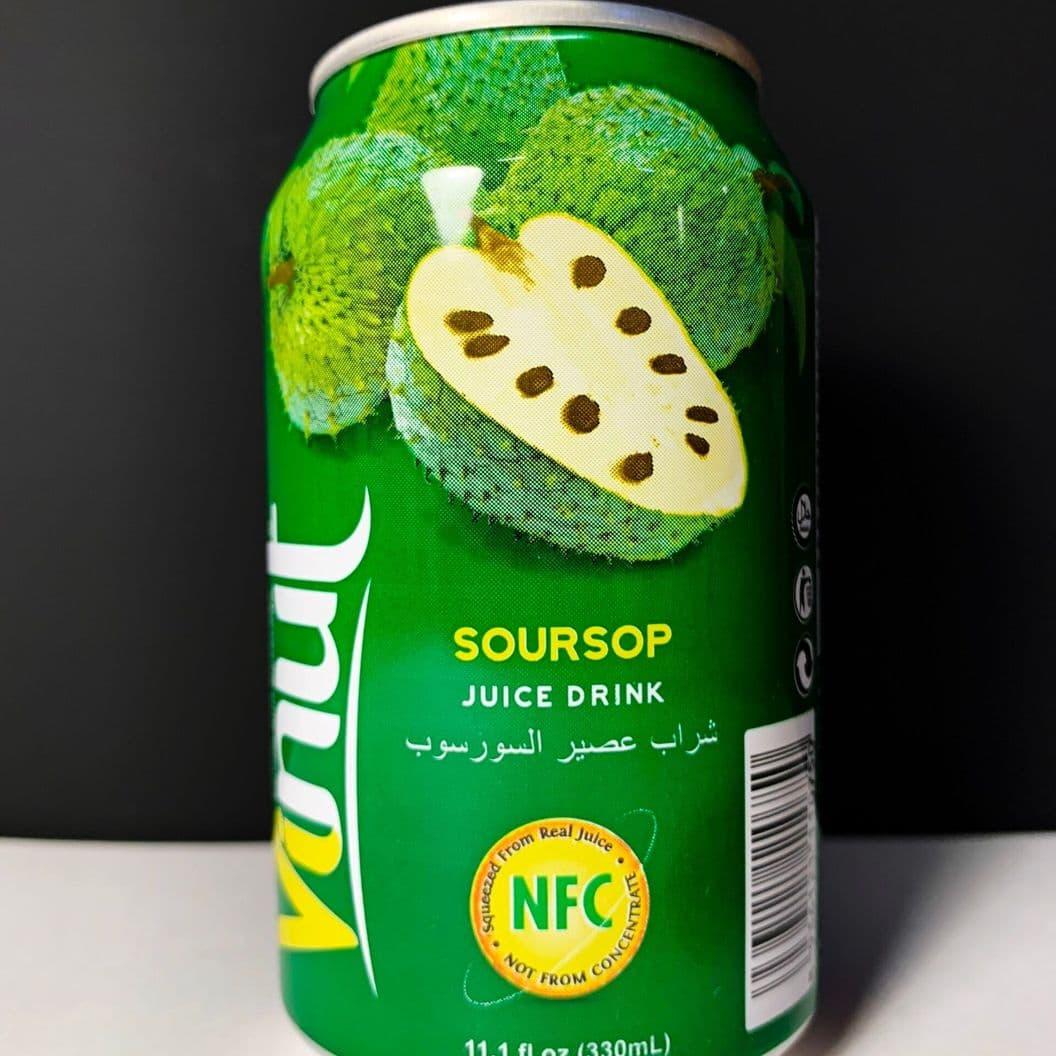 Купить Напиток на основе натурального сока ГУАНАБАНЫ 330 мл