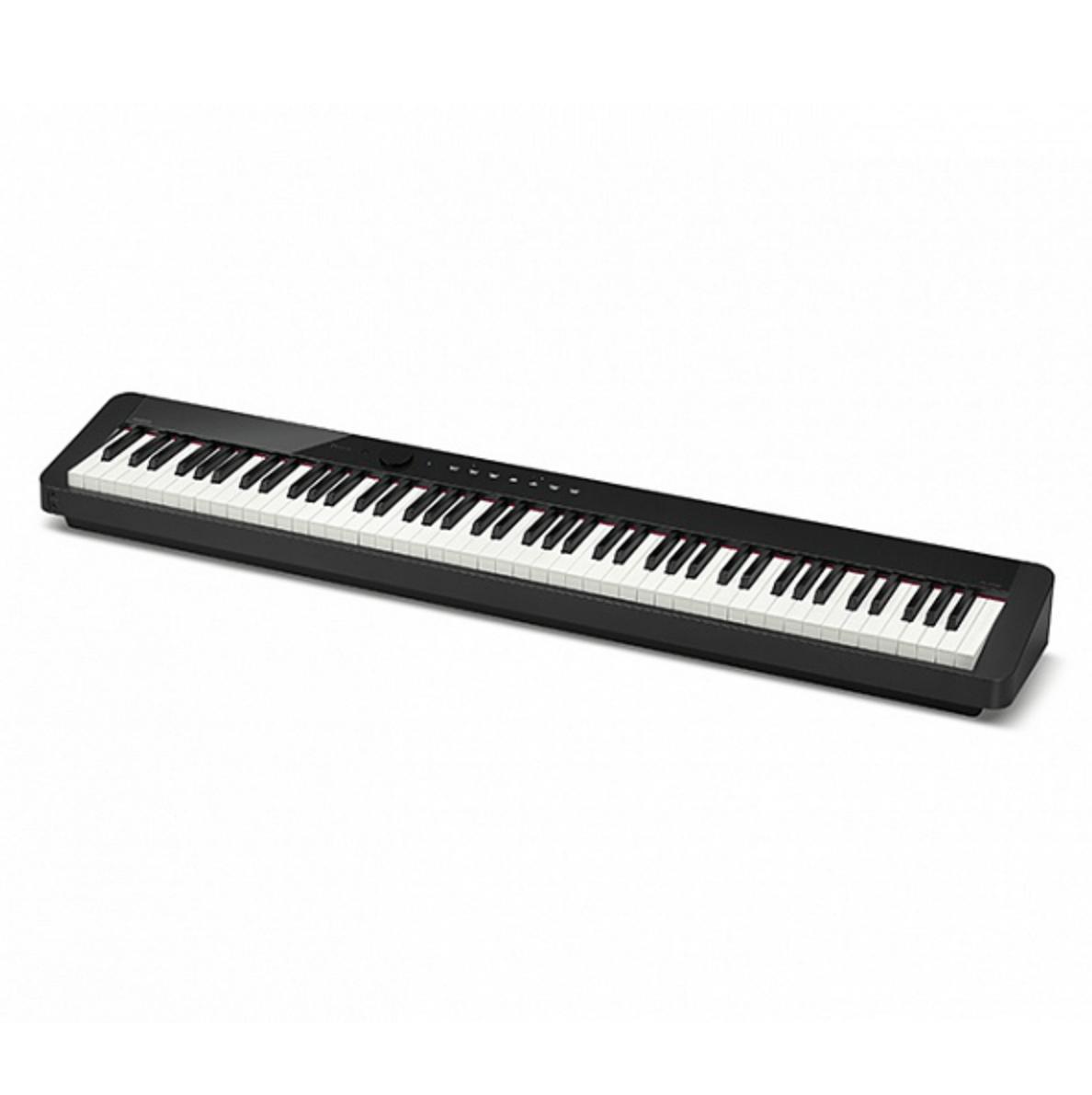 Купить Casio Privia PX-S1000BK Цифровое фортепиано, цвет черный глянцевый