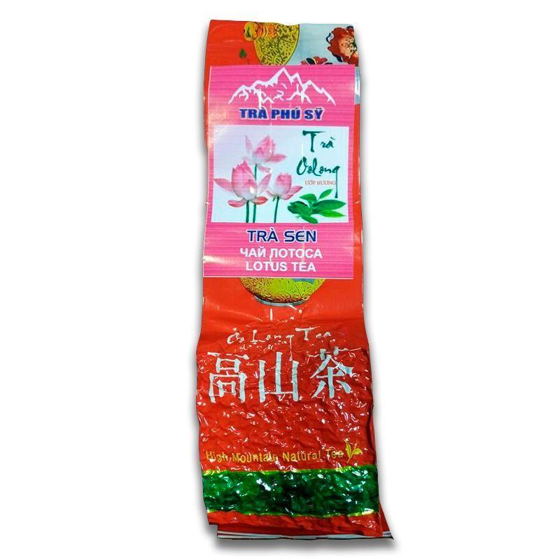 Купить Lotus Tea. Вьетнамский чай улун с лотосом 200г