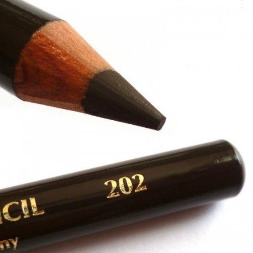 Купить Карандаш для глаз Lacordi 202 (тёмно-коричневый)