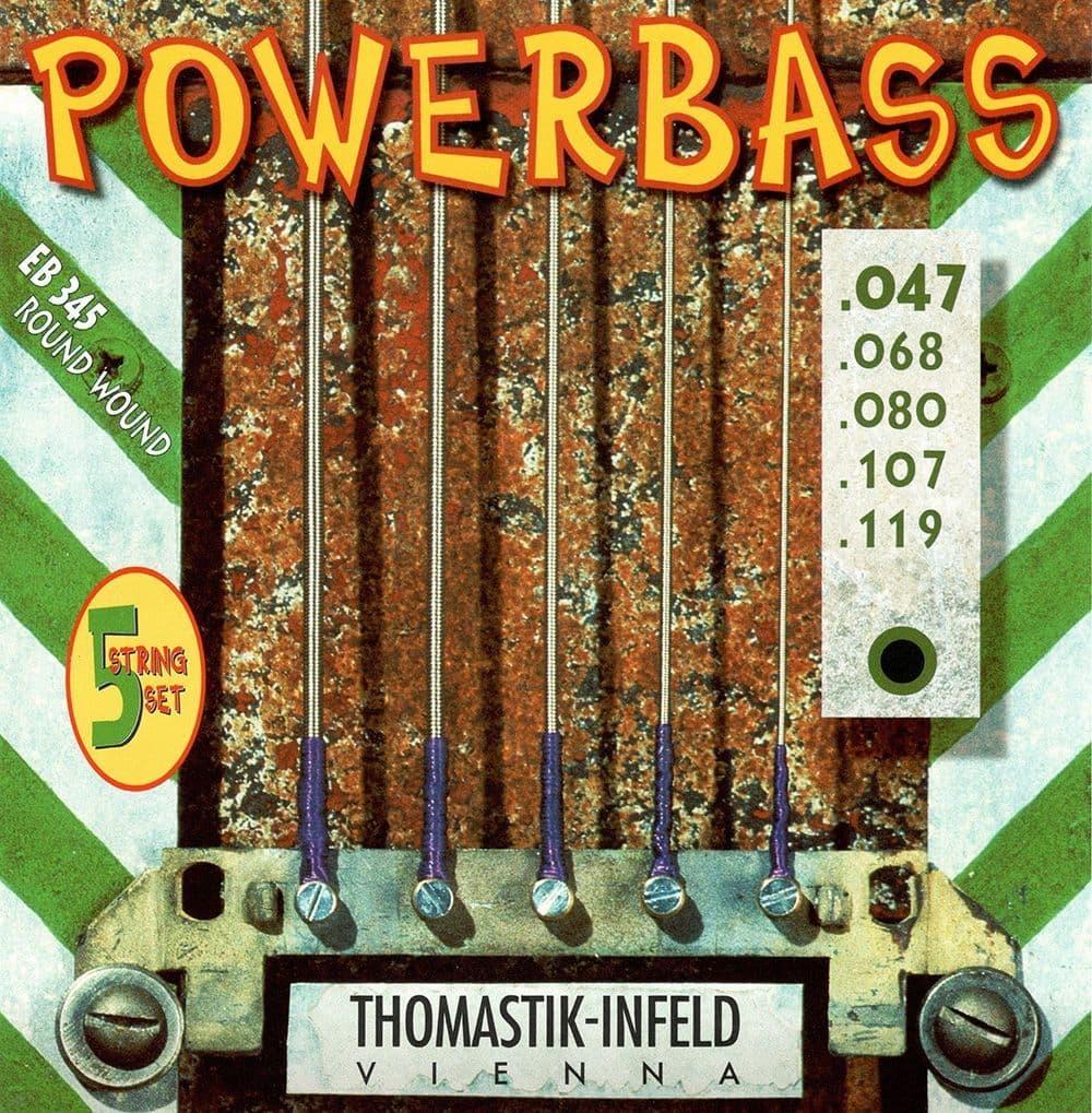 Купить Thomastik EB345 Power Bass