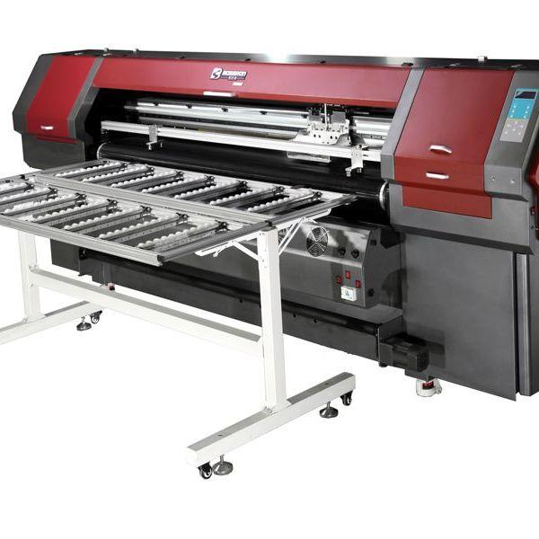 Купить гибридный УФ принтер Bossron WT2000