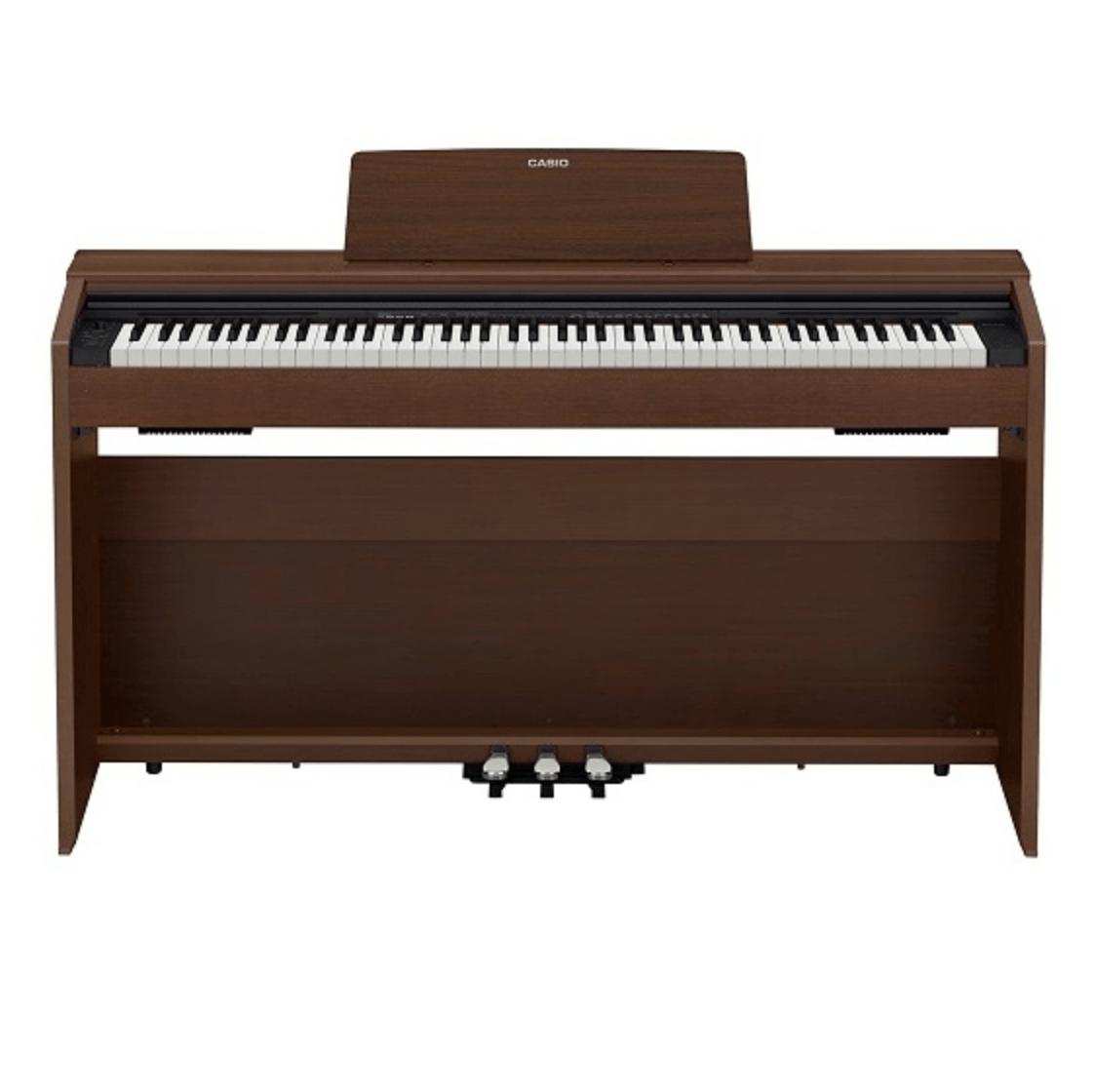 Купить Casio Privia PX-870BN Кабинетное цифровое фортепиано высокого уровня в компактном корпусе, цвет палисандр